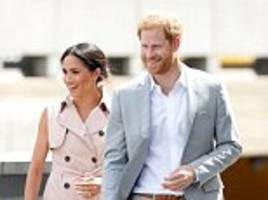 prince harry and scott morrison get set to scale sydney harbour bridge without meghan markle