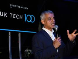 london mayor says big tech firms must work with lawmakers to end hate speech and election meddling