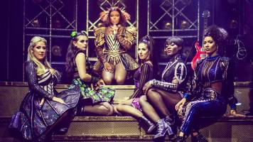how ariana and beyonce inspired a musical about henry viii's wives