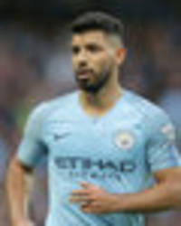 liverpool vs man city: the incredible stats surrounding sergio aguero's anfield duck