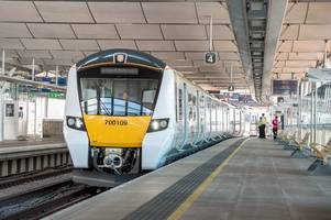 the little-known trick that allows thameslink passengers to travel first class without paying extra