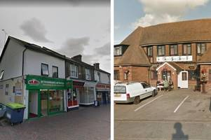 the grim reasons papa john's and these sittingbourne and sheppey restaurants and pubs have an 0-2 star food hygiene rating