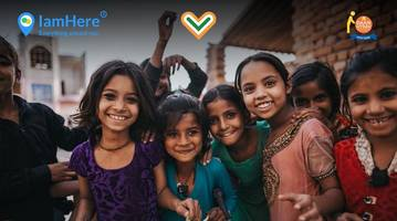 IamHere Promotes Joy of Giving this DaanUtsav with The India Goodness Hunt