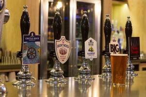 twelve days of beer are coming to a wetherspoons pub near you