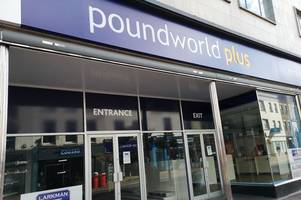 here's what our readers think should replace poundworld plus in taunton