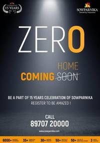 sowparnika introduces homes at 'zero cost' for the buyers
