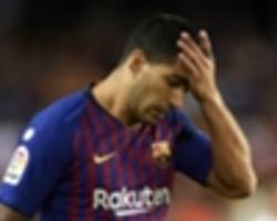 valencia 1 barcelona 1: winless run extends for laliga champions