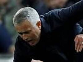 mourinho sees enemies everywhere, but he does not accept the faults within
