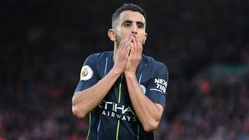 'i didn't know' - mahrez's poor penalty record a mystery to guardiola, but how bad it it?