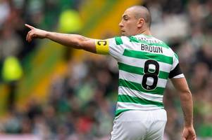 celtic defeat in salzburg gives brendan rodgers worrying insight into life without scott brown