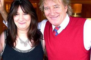 rod stewart's eldest daughter reveals how he helped her through drink and drug hell