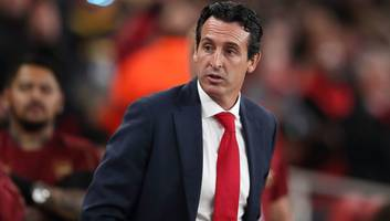arsenal star returns to training after missing europa league victory over qarabag