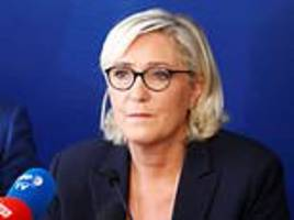 One of Marine Le Pen's teenage daughters is hospitalised after attack