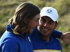 tommy fleetwood could line up with francesco molinari again at walton heath