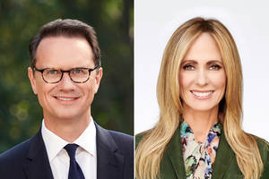 peter rice, dana walden to lead disney-abc's tv networks and studio after fox deal closes