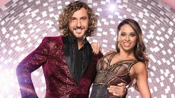 Strictly: 'I am no victim' says Seann Walsh's girlfriend