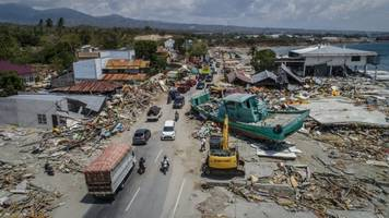 death toll after indonesia earthquake, tsunami reaches almost 2,000
