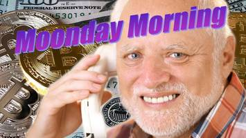 moonday morning: blockchain & cryptocurrency news you missed over the weekend