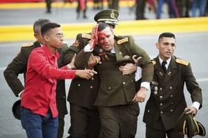 venezuela claims duque is harboring maduro's assassination suspects in colombia
