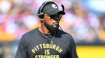 steelers' mike tomlin rips frequency of penalties, says it's becoming 'a joke'