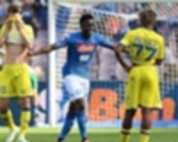 Napoli's Diawara on choosing Guinea and denying Italy interest