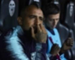 vidal not happy with barca role but no problem with valverde