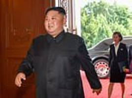 kim jong-un invites pope to north korea as the dictator meets mike pompeo in a new rolls-royce