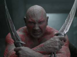 'guardians of the galaxy' star dave bautista wants to join james gunn on 'suicide squad 2' (dis)