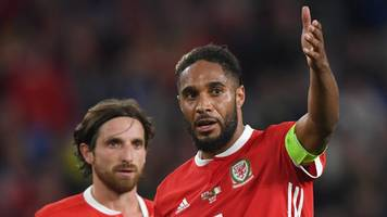 ashley williams: wales captain back to his best, says joe allen