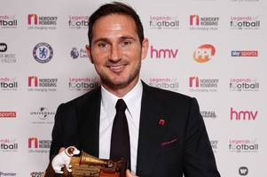 watch didier drogba, jose mourinho and vincent kompany pay tribute to frank lampard
