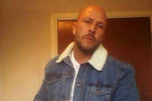 morden car crash: toyota driver urged to come forward after death of mitcham dad