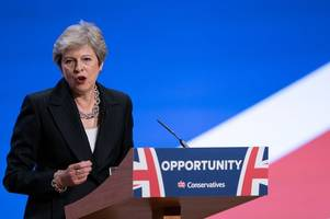tory rebels ready to sink theresa may's brexit deal even if eu back chequers plan