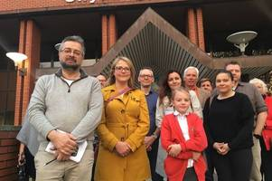 parents fear school 'closure' will 'rip the heart out of community'
