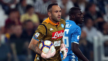 Arsenal Loanee David Ospina Hoping for Napoli Stay After Great Start to Season in Italy