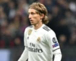 betting: luka modric favourite to win ballon d'or as messi and ronaldo domination looks set to end