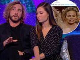 Strictly's It Takes Two: Viewers brand Seann Walsh and Katya Jones' appearance 'awkward'