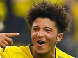 the inside story of england youngster jadon sancho by our secret scout...
