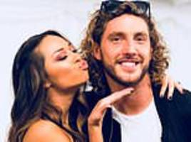 strictly's seann walsh and katya jones face calls from fans to leave show