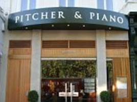 pitcher & piano owner marston's profits boosted by the summer heatwave and world cup