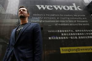 SoftBank is in talks to invest $15B - $20B in WeWork for a majority stake#source%3Dgooglier%2Ecom#https%3A%2F%2Fgooglier%2Ecom%2Fpage%2F%2F10000