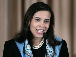 how goldman sachs' dina powell became a top contender to replace nikki haley at the un