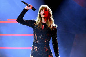 ratings: taylor swift can't save amas from hitting new all-time low