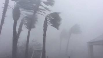 Hurricane Michael: Record-breaking 'hell' storm mauls US