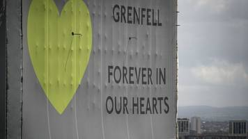 grenfell tower survivors to get smoke damage screening