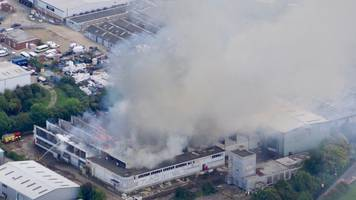 margate warehouse fire put out after 25 days