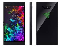 Razer Phone 2 leak reveals light-up logo, wireless charging, and water resistance