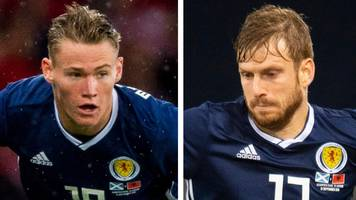 Israel v Scotland: McTominay or Armstrong? Souttar or McKenna? Pick your XI