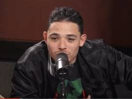 watch: a star is born actor anthony ramos talks hamilton, lady gaga & landing spike lee netflix series