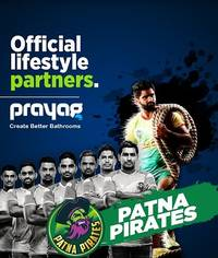 "prayag continues its winning association with team ""patna pirates"""