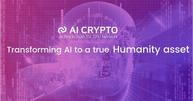 ai crypto- transforming artificial intelligence to a true humanity asset